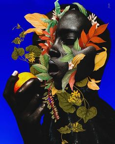 Marcelo Monreal (@marcelomonreal) • Instagram photos and videos Collage Artists, Another World, Floral Motif, Stuff To Do, Pop Culture, Bloom, Photo And Video, Halloween, Painting