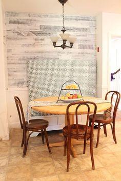 Peel-and-Stick Wood DIYs | POPSUGAR Home