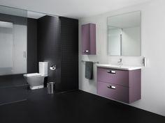 Diseñada por Antonio Bullo, esta colección aporta un estilo compacto y funcional. Su amplia gama permite optimizar cualquier espacio de baño. Sus líneas modernas y elegantes la convierten en una decisión inteligente.