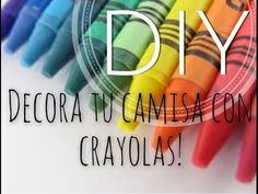 Regalale un camisa a tu mejor amiga ! DIY Haz una playera Chula! - Best Friends - YouTube