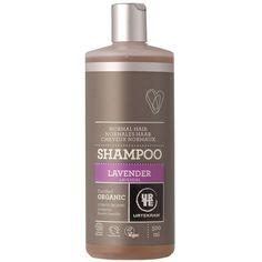 URTEKRAM - Shampooing pour cheveux normaux à la lavande BIO 500 ml - Sebio