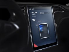 Tesla Concept Climate / Vicon