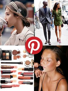 Follow Allure on Pinterest    You Might Also Like: Allure's 22 Most-Pinned Hairstyles of All Time  Allure's 21 Most-Pinned Bridal Looks  The 21 Most-Pinned Makeup Looks for Endless Inspiration  Allure's 26 Most Pinned Beauty Products of All Time