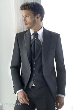 A brilliant three piece suit
