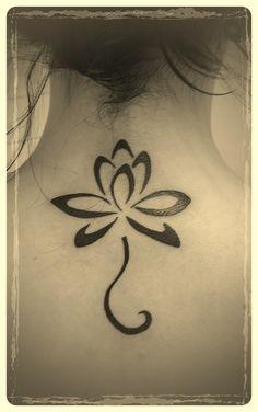 Lily Tattoo | boggirldl | Flickr