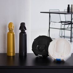 The perfect gift for a hungry Star Wars fan? The and Darth Vader lunch boxes and and Darth Vader drink bottles are designed by Room Copenhagen. Star Wars Lunch Box, Disney Furniture, Small Fan, Darth Vader, Danish Design, Lego Star Wars, Drink Bottles, Water Bottles, That Way