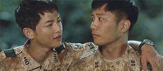 Song Joong Ki y Jin Goo