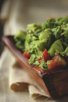 Green Apple Guacamole
