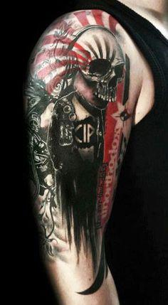 buena vista tattoo skull - Google-Suche