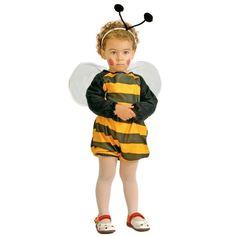 Bijenpak of bijenjurk voor baby's
