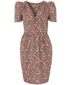 Might have to make a trip to Liberty's next time I am back home to snap up this tea dress.