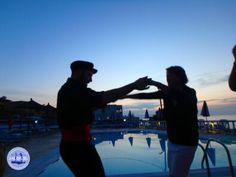 Griekenland vakantie reizen dansje op kreta