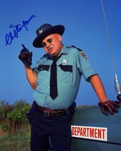 CLIFTON JAMES FROM THE JAMES BOND FILM LIVE & LET DIE SIGNED IN PERSON PHOTO