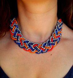 Handmade necklace :)