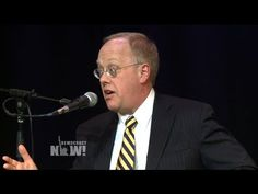 To watch the full video and interviews with Chris Hedges on Democracy Now!  Pulitzer Prize-winning journalist Chris Hedges speak about President Obama's drone wars and the landmark case Hedges v. Obama, challenging the National Defense Authorization Act (NDAA), which legalizes the indefinite detention of U.S. citizens...