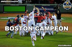 Los Medias Rojas lograron el título en las Grandes Ligas al derrotar en seis juegos a los Cardenales; Boston se coronó en casa por primera vez en 95 años.