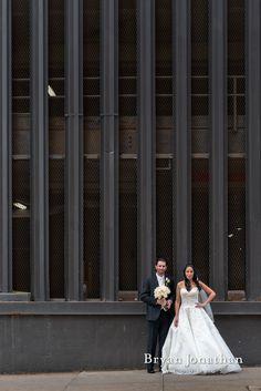 Bride and groom photo idea.