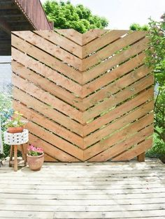 diy privacy fences and screens