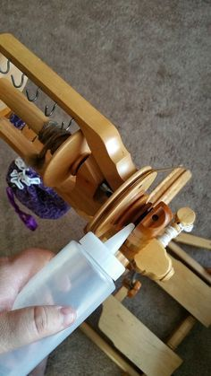 Spinning Wheel Maintenance - Perfection Found In Nature Spinning Wool, Hand Spinning, Spinning Wheels, Weaving Projects, Upcycled Crafts, Weaving Techniques, Sheep Wool, Yarn Crafts, Fiber Art