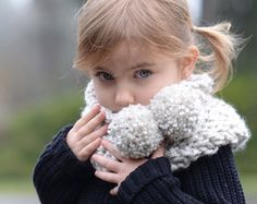 Knitting PATTERN-The Orla Warmer (Toddler, Child, and Adult sizes)