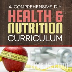to Create Your Own Comprehensive Health & Nutrition Curriculum Create your own health & nutrition curriculum from a variety of resources. Create your own health & nutrition curriculum from a variety of resources. High School Health Lessons, Middle School Health, Health Class, Kids Health, Homeschool High School, Homeschool Curriculum, Nutrition Education, Health And Nutrition, Nutrition Classes