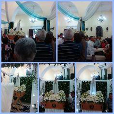 """18 Me gusta, 1 comentarios - María Izzo (@maria.izzo) en Instagram: """"Preciosa celebración eucaristíca, en honor a la Visita de Nuestra Señora de Fatima, a la Santa…"""""""