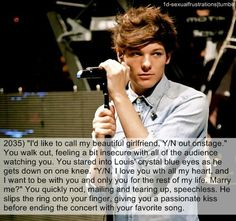 Louis! « aww I want to be that girl one day for Niall though or Liam I love them but I love them all too