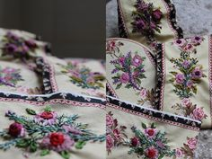 amazing ribbon embroidery