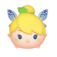 Rainbow Tink is a Premium Box Tsum. She is currently only available on the Japanese version. Tsum Tsum Princess, Disney Tsum Tsum, Disney Princess, Disney Frozen Elsa, Disney Fairies, Tinkerbell, Fairy Box, Tsumtsum, Chibi
