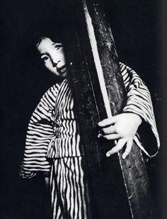 """from """"11:02 Nagasaki"""", 1966 by Shomei Tomatsu"""