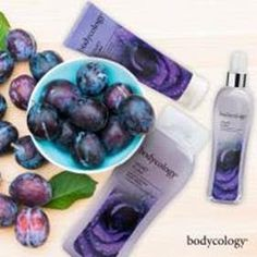 New Age Mama: Velvet Plum - a new scent from Bodyology