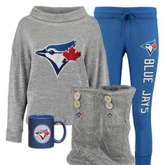 Fall Outfits, Cute Outfits, Cute Hoodie, Team T Shirts, Toronto Blue Jays, Baseball Mom, Raptors, Fan Gear, Sport Wear