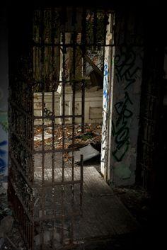 Abandoned Atlanta Prison