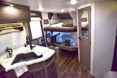 There is plenty of space in the 2445 Travel trailer for the whole family! Learn more on our website. Lance Campers, Rv Show, Rv Accessories, Construction Design, Truck Camper, Travel Trailers, Camping Stuff, Corner, Vacation