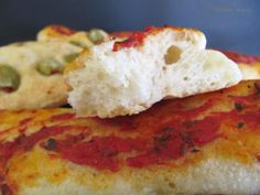 Focaccia – Sarda in Saòr Antipasto, Gnocchi, Nutella, Mashed Potatoes, Mani, Breakfast, Ethnic Recipes, Olive, Laundry Room