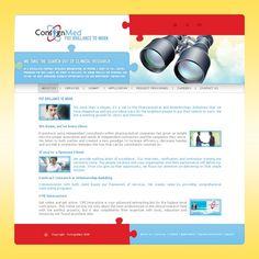 Клиент: ConsignMed Описание: Разработка веб-сайта компании, занимающейся созданием, консультированием и реализацией стратегий и бизнес-планов компаний, связанных с производством и распространением медицинского оборудования. Приятное оформление в комплексе с ценной информацией делают проект незаменимым для своих посетителей. Работа выполнена по субподряду.