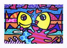 Resultado de imagen para pintor brasileño romero britto