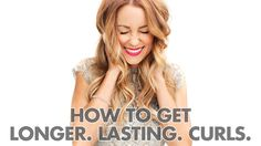 6 Curling Iron Tips When You Want Longer Lasting Curls / Sam Villa - Consumers