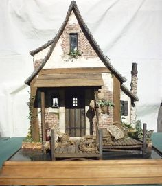 Basketcase Miniatures: My Fisherman's Cottage......