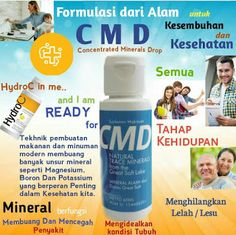 TRACE MINERAL CMD - SBG INDONESIA