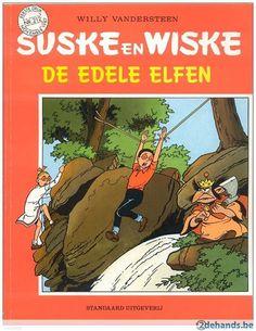Suske en Wiske: De Edele Elfen (212): Onze vrienden zijn in Ijsland en horen daar verhalen over elfen. Die nacht komt Suske cht in een elfendorp en als hij ziet dat de elfen door trollen bedreigd worden, roept hij de hulp van zijn vrienden in. Lambik infiltreert in de trollenwereld en palmt iedereen in met zijn echte Belgische frieten!