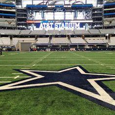 Cowboy's Star Cowboys Stadium, Baseball Field, Basketball Court, Stars, Texas, Sterne, Texas Travel, Star