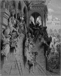 Crusades the Massacre of Antioch