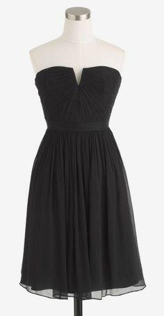 Every girl needs a black dress