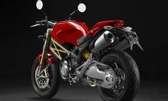 Ducati Monster Motorcycle 20th Anniversary Edition (1)