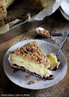 Puch Recipe, Polish Recipes, Polish Food, Wonderful Recipe, Food Design, Food To Make, Cake Recipes, Cheesecake, Food And Drink