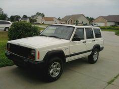 Jeep Cherokee 40L