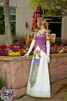 Zelda Twilight Princess.Cosplayer: Aurora Francesca Dani (Italy). Events: Anime Matsuri (Houston, US) 2010