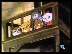 Shirt Tales Cartoon Season 1 Full Episodes (14 playlist) - Shirt Tales (c) Hanna-Barbera & Hallmark (1982)