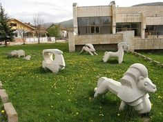 Bulgarian Playground Animals | Playscapes